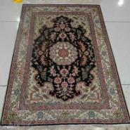 400道真丝地毯波斯阿拉伯地毯图片