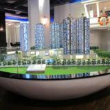 供应深圳水晶建筑模型制作房地产沙盘模