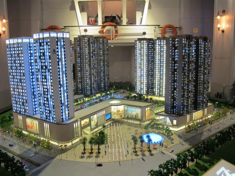 供应上海电子沙盘模型制作,建筑模型制作公司,沙盘模型制作