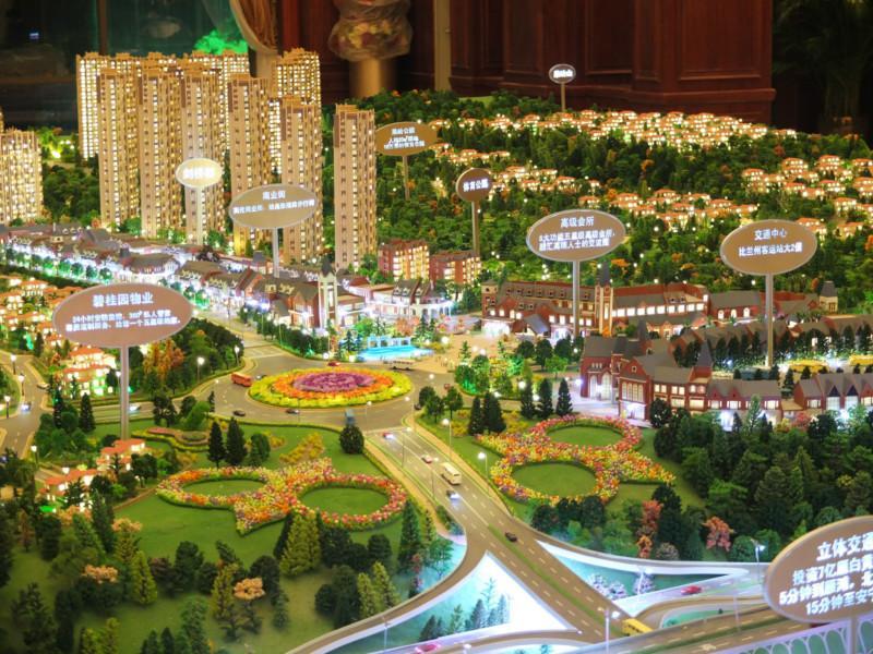 供应佛山房地产模型制作公司,建筑模型制作,模型制作公司,沙盘模型