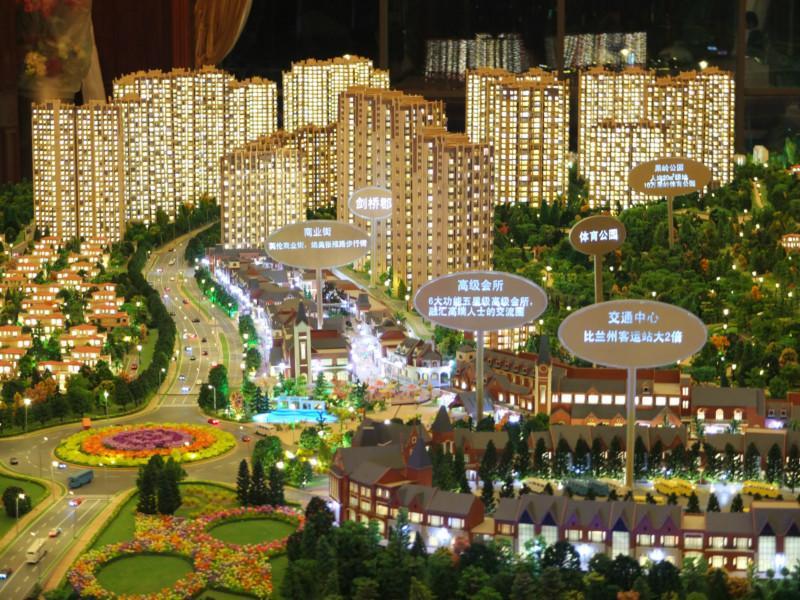 供应建筑模型制作公司地产模型制作公司,房地产模型制作公司