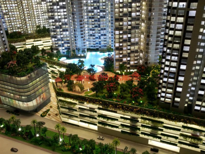 供应珠海3D建筑模型制作,建筑模型制作公司,沙盘模型制作公司