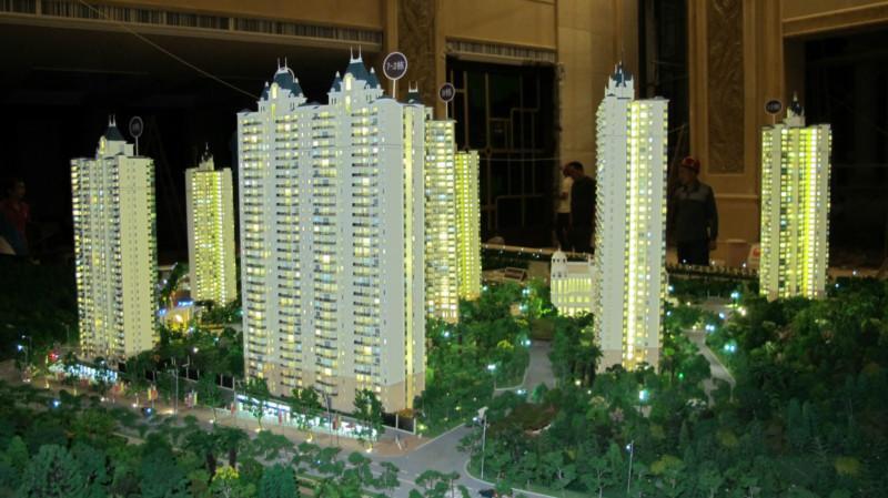 供应恒信东莞模型制作公司建筑沙盘模型制作公司,东莞建筑模型,地产沙盘