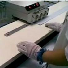 供应多刀式分板机使用于1米--4米铝基板铜基板FRI-4LED灯条