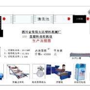 塑料颗粒机150型塑料造粒机图片