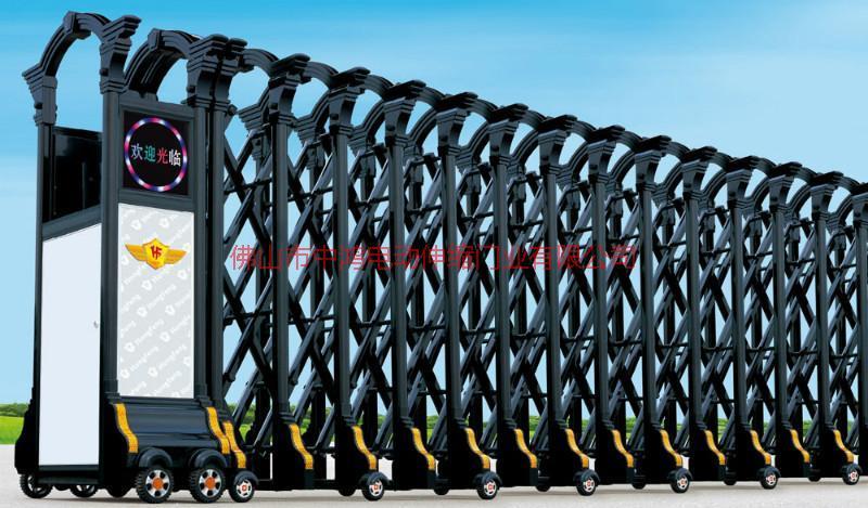 供应珠海电动门安装厂家