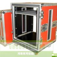 供应红色铝皮航空箱机柜航空箱