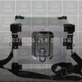 供应肩挎密码锁工具箱铝合金箱