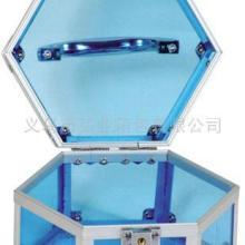 供应显示出女人尊贵气质的珠宝首饰箱/开封惠河铝箱厂批发