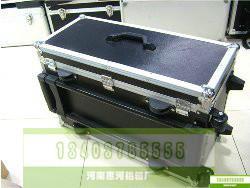 供应郑州铝箱惠河铝箱防变形航空运输周转箱