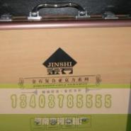 标准石英石色卡箱图片