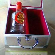 供应定制铝合金酒箱道具箱红酒白酒