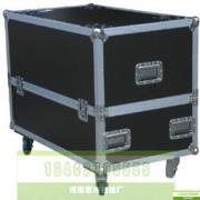 黑色铝合金航空箱
