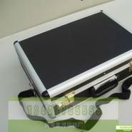 供应钥匙大号带分隔板展示箱配海绵背带