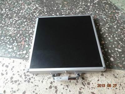 供应铝合金箱航空箱加固型抬箱手提箱大