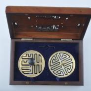 铜制香篆图片