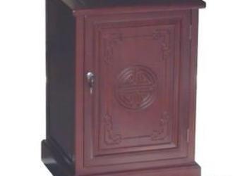 厂家供应床头柜纯手雕刻深圳床图片