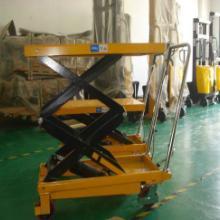 深圳供应用于货品搬运的双剪平台车、找平台车深圳顺旺发 深圳双剪平台车