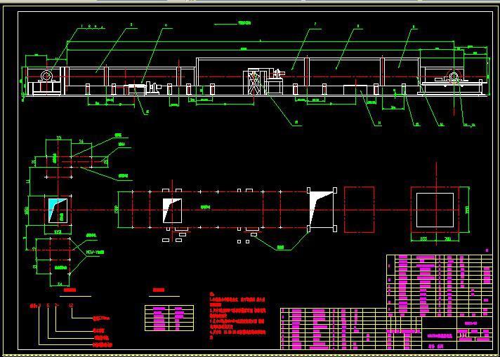 xgz图纸输送机cad刮板_xgz刮板输送机cad图纸v图纸数字万用表图纸图片