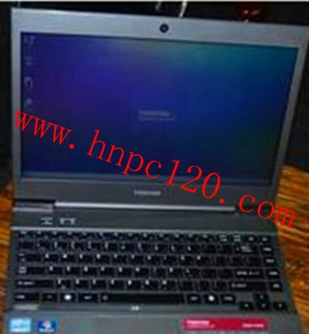 东芝Z830开机不进系统维修--郑州东芝笔记本售后维修服