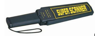 供应用于安检排爆的贵阳金属探测器
