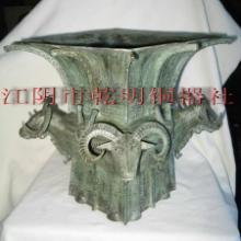 仿古青铜器 四羊方尊Q-088四羊方尊