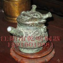 上海仿古青铜器厂家 人面盉Q013人面盉