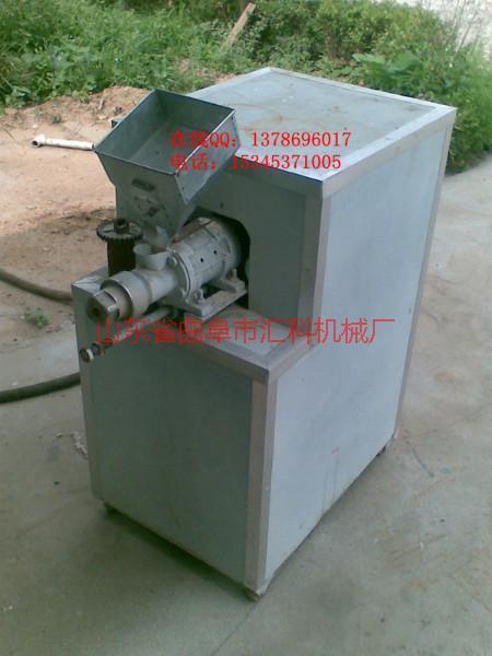 供应饲料加工设备膨化机设备机械 鱼虾饲料设备价格