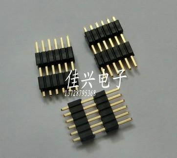 排针排母图片/排针排母样板图 (1)
