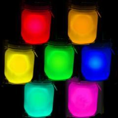 树脂商务礼品专用发光粉图片
