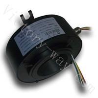 供应高防护级别定制导电滑环 异型导电环 非标导电滑环 定制集电环图片