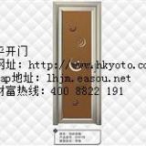供应广东铝合金门窗 平开门价格 圆弧单包边平开门