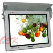 15寸高清车载显示器数字移动电视图片