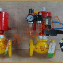 供应气动截止阀性能规范图片
