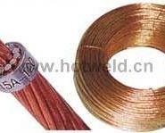 19股240平方铜覆钢接地绞线图片