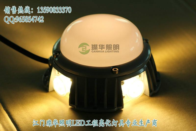 供应15W暖白光压铸十字星光灯,15W十字星光灯价格