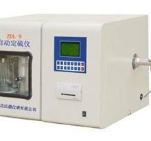整机系统美观-自动定硫仪