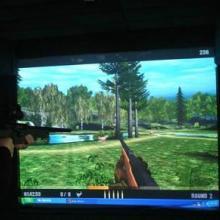 供应模拟射击