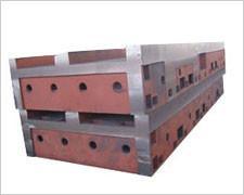 供应机床铸件机床垫铁铸铁弯板