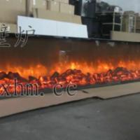 供应7米3壁炉火焰墙7米3壁炉图片7米3电壁炉7米3长伏羲壁炉