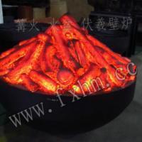 供应篝火盆壁炉;柴堆、电子火盆;酒店篝火;晚会篝火;伏羲壁炉