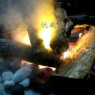 3d壁炉火焰图片
