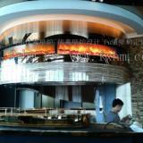 供应大堂壁炉弧形壁炉酒店巨型壁炉;香港酒店;澳门酒店;台湾酒店;壁炉