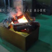 旅游区晚会展会篝火道具壁炉3D火图片