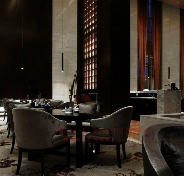 新中式餐桌酒店中式餐椅图片图片
