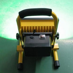 充电式LED泛光灯具10W白光图片