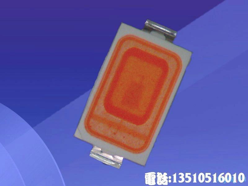 供应5730粉红贴片灯珠LED厂家热卖0.5W正品芯片封装5730灯珠