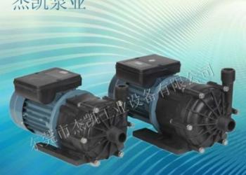 环保微型磁力泵厂家 杰凯泵业图片