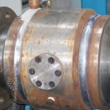 球阀双外环缝自动焊接-球阀焊接-流体设备焊接