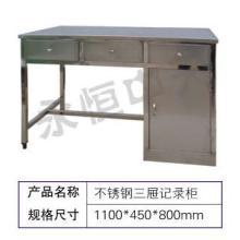 供应不锈钢记录桌